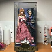 Disney World 6000 Limited Doll Cinderella And Tremaine Figure Doll