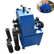 110v Electric Pipe Bender Roller 9round/square Dies Tube Bending Machine 1400rpm