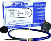 15 Ft Uflex Fourtech Four Stroke Outboard Rotary Steering System For Boats
