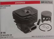 503899302 Cylinder And Piston Complete Chainsaw Jonsered Jo 2055 Andoslash 46