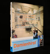 1997 Damien Hirst Art Book Illustrated Colour Plates Fold Outs Pop Outs