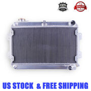 For 1979-1985 Mazda Rx7 Rx-7 S1 S2 S3 Mt 3 Rows Aluminum Radiator 80 81 82 83 84