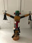 Sweet Kachinas Doll Eagle Dancer J Creek Native American Indian