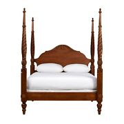 4 Poster Bed Queen Bed British Classics Montego Bed By Ethan Allen
