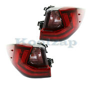 For 16-19 Rx350/rx450h Rear Outer Taillight Taillamp Light Tail Lamp Set Pair