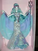 Fantasy Faraway Forest Water Sprite Barbie Mermaid With Shipper