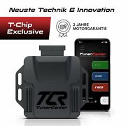T-chip Extra With App Mb C-class W205 220 D 194 Hp/143 Kw Chip-tuning