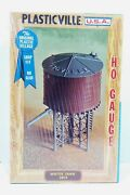 Vintage Original Plasticville Ho Scale Snap Fit Water Tank No 2812 Sealed New