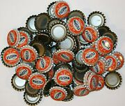 Soda Pop Bottle Caps Lot Of 100 Thirsty Just Whistle Plastic Lined New Old Stock