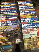 Model Railroader 2006 Year 10 Issue Lot Clean Missing March April