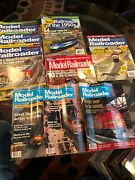 Model Railroader Magazine, Lot Of 9 1994,2011 Special Issues Included
