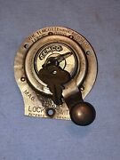 Temco Model T Ford Vintage Ignition Magneto Key Lock Coil Box Switch