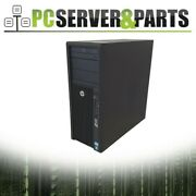 Hp Z420 Pc 8-core 2.60ghz E5-2670 No Os Wholesale Custom To Order