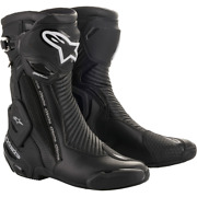Alpinestars Smx S-mx Plus V2 Gore Tex Motorcycle Racing And Sport Boots-gore Tex