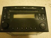 Nissan Clarion Pp-2515l Am Fm Cd Radio Car Stereo 2004 350z Stereo