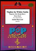 Nights In White Satin Justin Hayward Brass Band Music Set Score And Parts