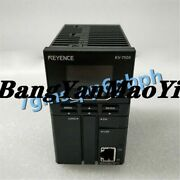 Fedex Dhl Keyence Plc Programmable Controller Kv-7500 In Good Condition