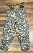 Army Multicam Gen Iii Cold Weather Soft Shell Trouser Level 5 Large Reg New Tags
