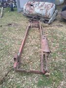 Ford Jubilee,600,800,601,801 Tractor Broom. Pto Driven