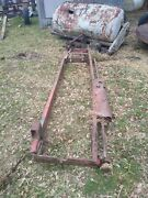 Ford Jubilee600800601801 Tractor Broom. Pto Driven