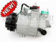 A/c Compressor For Ford Explorer Taurus And Police Sedan Lincoln Mkt - New