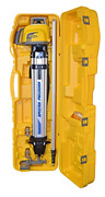 Spectra Precision Laser Ll300-1 Automatic Self-leveling Laser Level 10-inch Rod