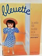 Bleuette Book Rare Billy Boy Meaght La Petite Fille De Modele.