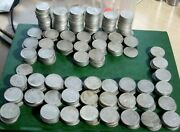 600+ Pcs,1913d Ty2,1914d,1915s,1921s +40+other Dates Buffalo Nickel Vf Details