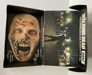 Horror Lot Zombie Mask Loot Crate Exclusive Oct 2016 Box Leatherface And More