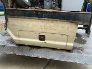 67-72 1967-1972 Ford Truck Bed Utility Tool Box With Latch And Cutout Oem