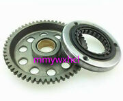 1pc Cqr Zongshen 250cc Motorcycle Engine Start Clutch Large Disc Tooth Part New