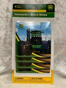 John Deere Tractor Party Supplies Notepad Favor Toys Candles And Stickers