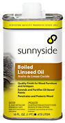 Boiled Linseed Oil, 1-pt.