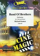 Band Of Brothers Michael Kamen Orchestra Emr Classical Music Set Score And Parts