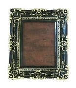 Wall Black Frame For Pictures Art Canvas Or Mirror Baroque Style