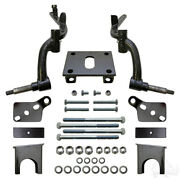 Club Car Ds Rhox 6 Drop Spindle Lift Kit Gas And Electric Golf Cart 2009+