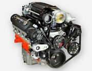 427 Ls Next Whipple Supercharged Turnkey Stroker Crate Engine Dart Holley 800+hp