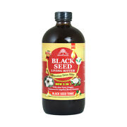 Essential Palace Organic Black Seed Living Bitters - 16 Oz.