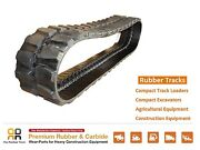 Rubber Track 450x71x86 Made For Bobcat 442 X442 Mini Excavator