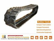 Rubber Track 450x71x86 Made For Bobcat X442zts Mini Excavator