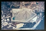 Industrial Photography, Mining / Kennecott Tailings Pond Magna And Saltair 1980