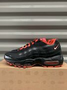 Nike Air Max 95 Black Siren Red Valentines Day Release Vintage Air Max