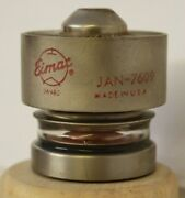 7609 4x150d Eimac And Usa 100 Pieces Used Tube Valve