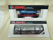 2 1990's Lionel Freight Cars 16348 And 16352 Mint New Old Stock