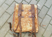 German Backpacks 4 Pieces Tornister Rucksack Collectible Ww2 Wehrmacht