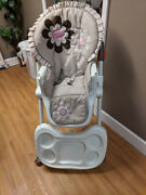 Baby Trend Sit-right 3-in-1 High Chair Flower Pattern