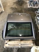 2005 Cadillac Xlr Convertible Roof Assembly With Glass
