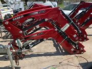 Case L565 Compact Tractor Loader Euro Mount Farmall 65c And 75c