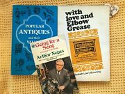 3 Antiques Books Going For A Song Arthur Negus Popular Antiques With Love And...