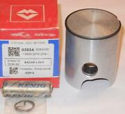 1970-on Sachs Penton 125 /6b 1-ring 54.0mm Forged Piston Assy Asso Italy 03934